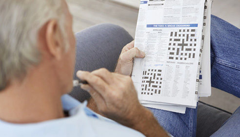 Crossword Puzzles & Brain Games