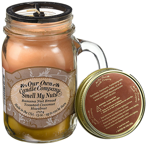 Our Own Candle Company's Smell My Nuts