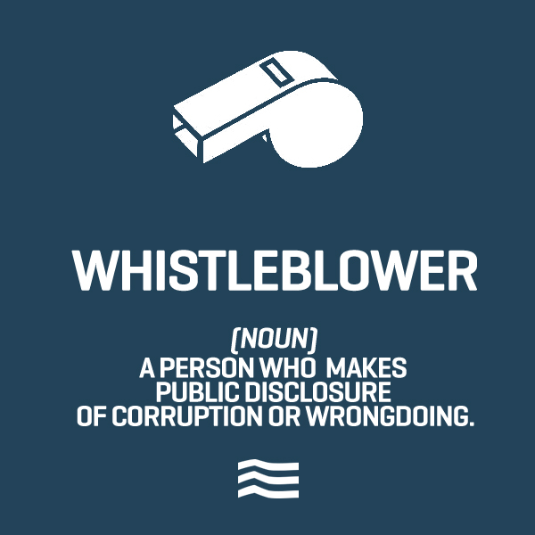 Image result for whistleblower