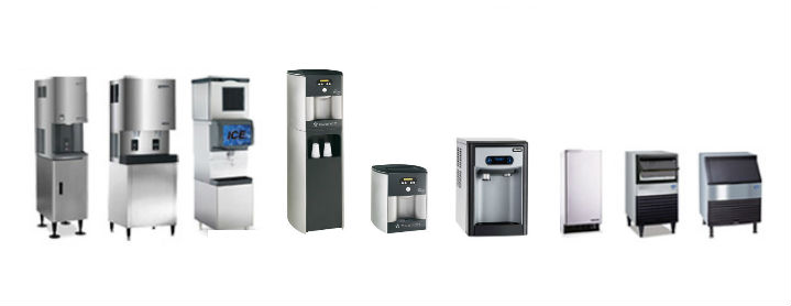 Break Rooms and Ice Machines
