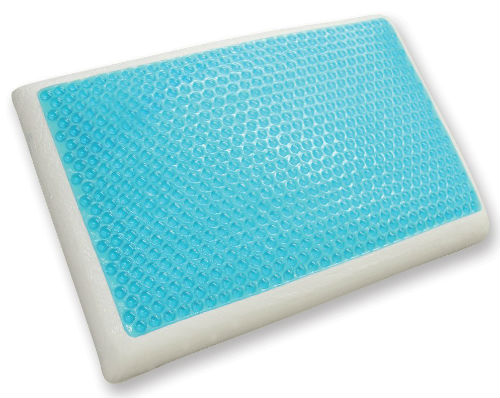 Classic Brands Cool Gel and Memory Foam Pillow