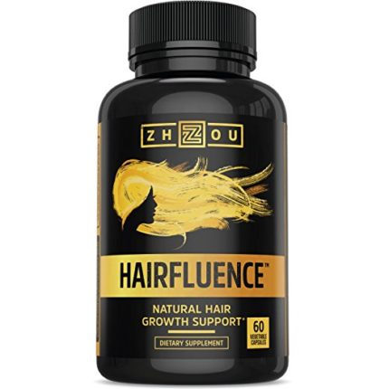 Hairfluence All Natural Hair Growth Formula