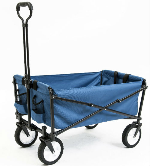 Seina Collapsible Folding Utility Wagon