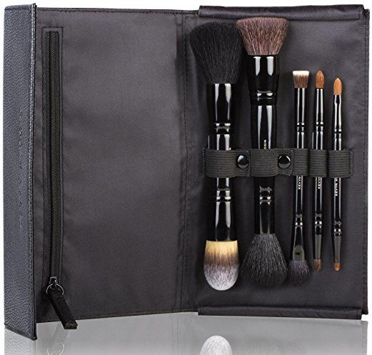 Kevyn Aucoin's Expert Brush Collection Travel Set