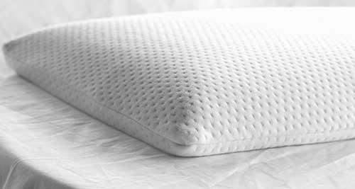 Elite Rest Ultra Slim Sleeper Memory Foam Pillow