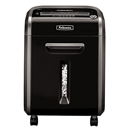 Fellowes Powershred Jam Proof Medium-Duty Cross-Cut Shredder