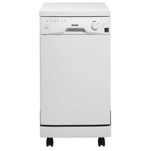 Danby DDW1801MWP Portable Dishwasher