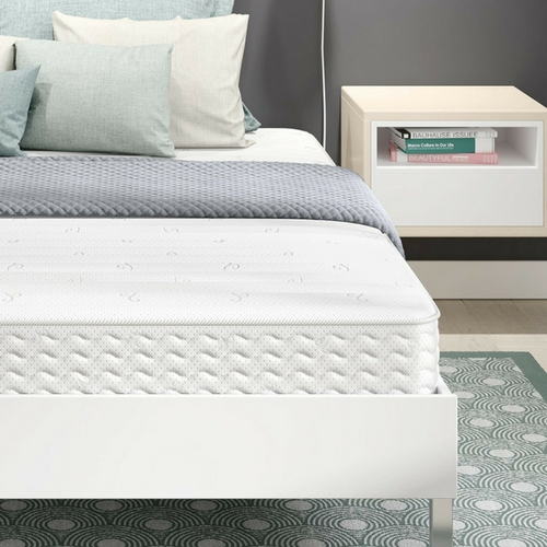 Signature Sleep Encased Coil Body Contouring Mattress