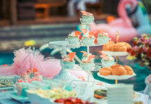 Fun Ways To Decorate Your Kids' Birthday Party Candy Buffet