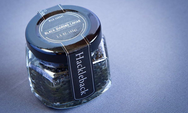 Black Diamond Hackleback Caviar