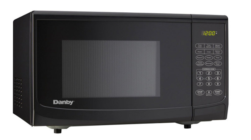 Danby 1.1 cu.ft.countertop microwave