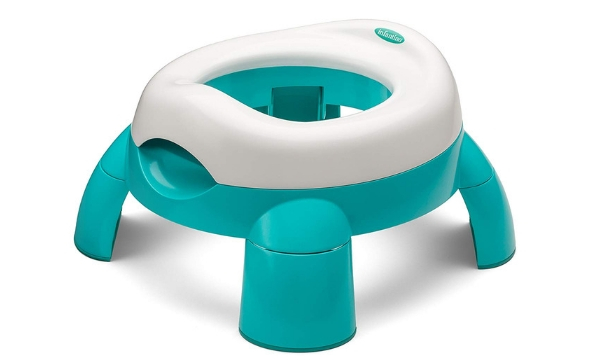 Infantino Up and Go Compact Travel Potty