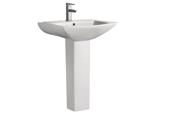Swiss Madison SM-PS306 Pedestal Bathroom Sink