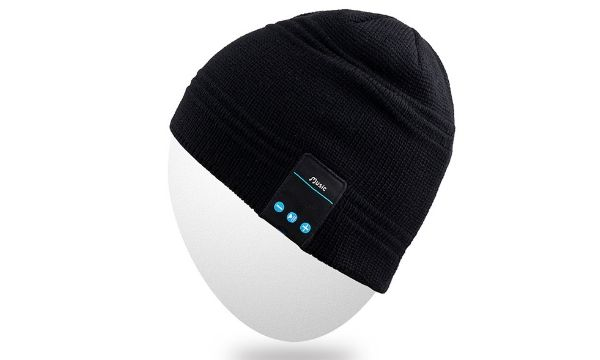 Rotibox Bluetooth Beanie with Wireless Headset