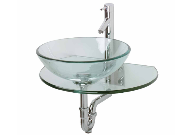 Renovator's Supply 10918 Unique Wall Mount Console Sink