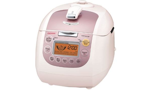Cuckoo CRP-G1015F Electric Heating Pressure Rice Cooker