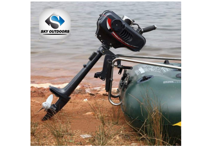 Sky 3.5 Hp Water Cooling System Outboard Motor
