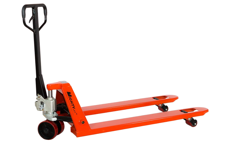 Mighty Lift ML55-2 Heavy Duty Pallet Jack